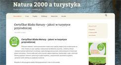 Preview of natura2000.org.pl
