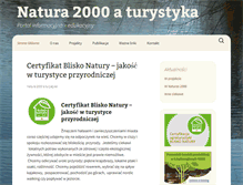 Tablet Preview of natura2000.org.pl